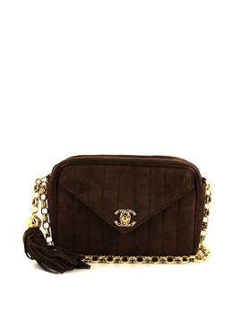 Chanel Pre-Owned сумка на плечо CC Turnlock 372150