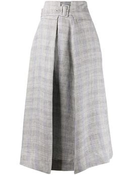 Fabiana Filippi юбка с завышенной талией GND271W4180000D257