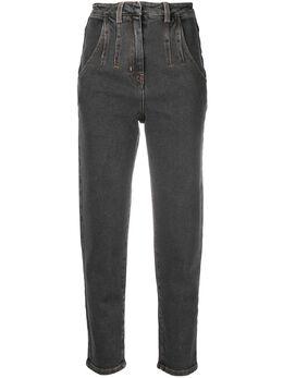 Vivetta укороченные зауженные джинсы 20IV2M20316018