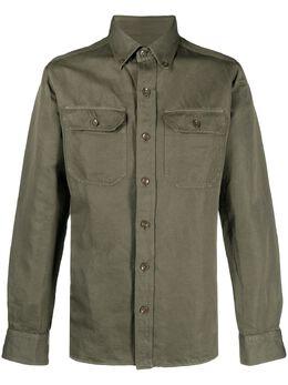 Tom Ford рубашка с карманами 9FT99994UDAN