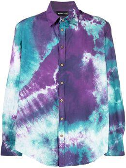 Mauna Kea рубашка с принтом тай-дай MKU106