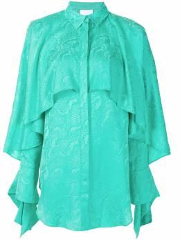 Acler блузка Stanley с драпировкой AL200727T