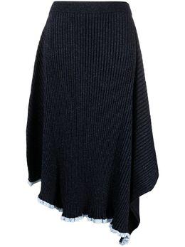 J.W. Anderson юбка Infinity с эффектом металлик KS0003YN0070888