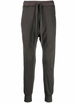 Thom Krom drop-crotch drawstring trousers MST228