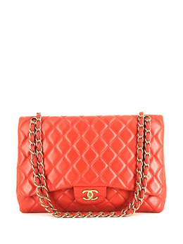 Chanel Pre-Owned 2010 Timeless Maxi shoulder bag 368173