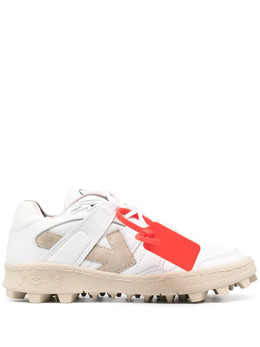 Off-White Mountain Cleats Zip Tie sneakers OWIA258R21LEA0020101