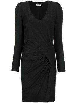 Liu Jo платье со сборками WA1227J4018