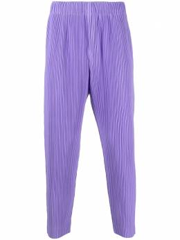 Homme Plisse Issey Miyake pleated balloon-leg trousers HP16JF108