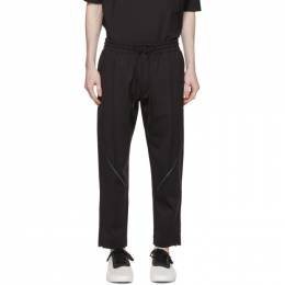 Y-3 Black Shell Cover Trousers GV6078
