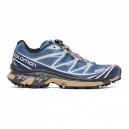 Salomon Blue XT-6 Advanced Sneakers 413949