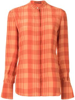 Altuzarra клетчатая блузка Oleana 4004BYP018