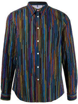 Ps by Paul Smith полосатая рубашка из органического хлопка M2R149TF21143