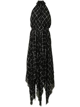 Altuzarra длинное платье Dahlia 3006BYP018