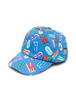 Moschino Kids кепка с логотипом H7X001LOB04