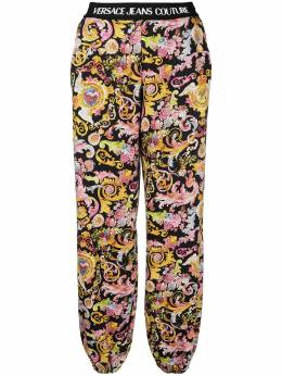 Versace Jeans Couture спортивные брюки Versailles A1HWA106S0153