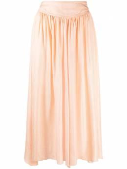 Forte_Forte плиссированная юбка миди 8058myskirt