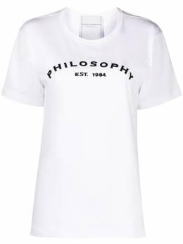 Philosophy Di Lorenzo Serafini футболка с логотипом V0709746
