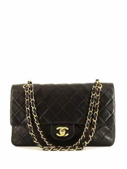 Chanel Pre-Owned стеганая сумка на плечо 1995-го года с логотипом CC 368171