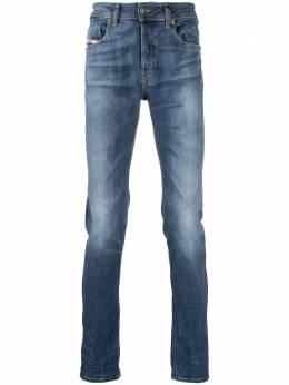 Diesel джинсы скинни Sleenker с заниженной талией 00SWJF009PK