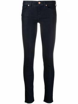 7 For All Mankind джинсы скинни с завышенной талией JSL4A770RB