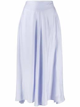 Forte_Forte юбка миди с завышенной талией 8070MYSKIRT