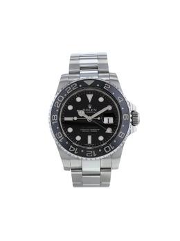 Rolex наручные часы GMT Master II pre-owned 40 мм 2010-х годов 371961