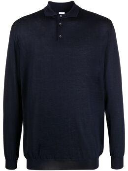 Malo рубашка поло с длинными рукавами UMD280F8Z02