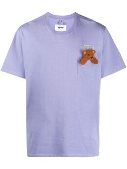 Doublet футболка с аппликацией 21SS27CS173