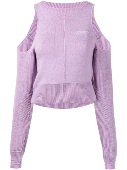 Ground Zero свитер с открытыми плечами S21KN461