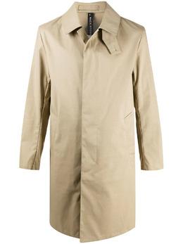 Mackintosh однобортное пальто MO6123