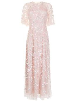 Needle & Thread вечернее платье с пайетками DGSS10RPS21PIE