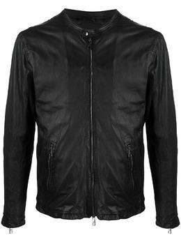 Giorgio Brato куртка с карманами на молнии GU21S8299V