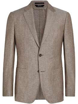 Z Zegna однобортный пиджак 9548001VPSG0