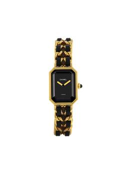 Chanel Pre-Owned наручные часы Première L pre-owned 1990-х годов 371075
