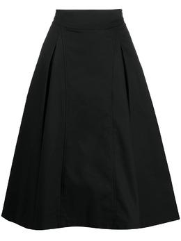 3.1 Phillip Lim расклешенная юбка с завышенной талией E2113148CNS