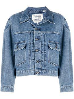 Levi's: Made&Crafted джинсовая куртка Type II 17728
