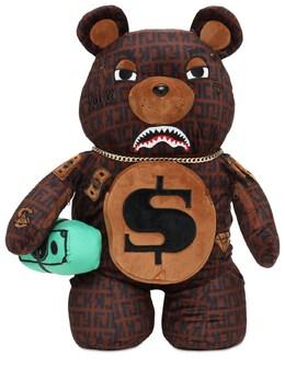 Рюкзак Offended Money Bear Sprayground 73IXWA003-QlJPV041