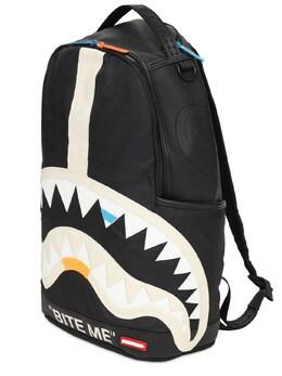 Рюкзак Bite Me Shark Sprayground 73IXWA002-QkxBQ0s1