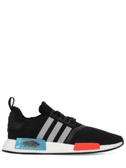 """Кроссовки """"nmd R1"""" Adidas Originals 73I0KA018-Q09SRSBCTEFDSw2"""