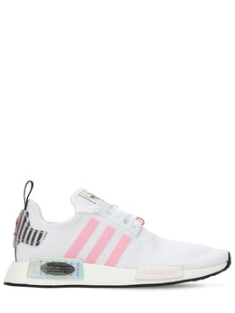 """Кроссовки """"nmd R1"""" Adidas Originals 73I0HD022-V0hJVEU1"""