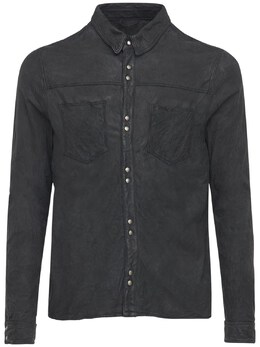 Рубашка Из Кожи Giorgio Brato 73I0AQ007-TkVSTw2