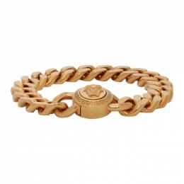 Versace Gold Large Chain Medusa Bracelet DG06996 DJMT