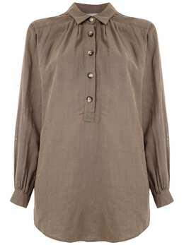 Framed рубашка Mumbai свободного кроя 320111