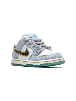 Nike Kids кроссовки SB Dunk Low Pro QS 'Sean Cliver - Holiday Special' DJ2520400