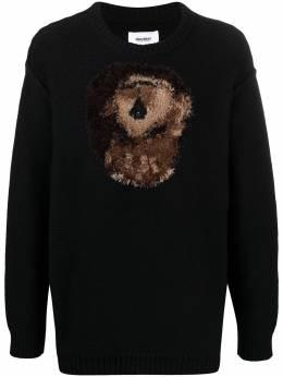 Doublet свитер крупной вязки 21SS38KN46