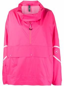 Adidas by Stella McCartney анорак с застежкой на молнии GL7666