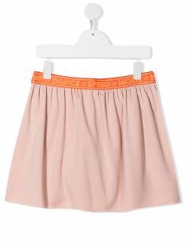 Molo юбка мини с логотипом 2S21D115