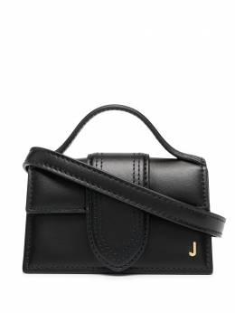 Jacquemus мини-сумка Le Petit Bambino 211BA06211300990