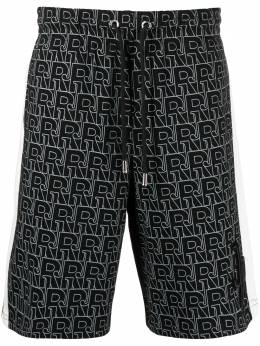 John Richmond спортивные шорты с логотипом RMP21011BE