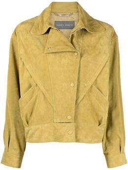 Alberta Ferretti куртка свободного кроя A37031677
